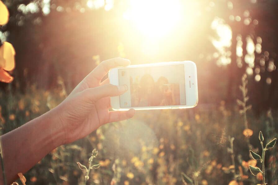 mobil telefon overophedning sommer varm